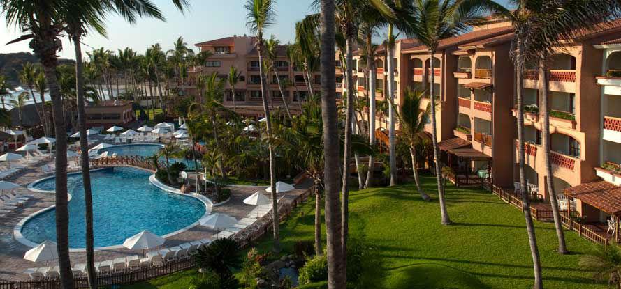 Hotel para eventos - Foto Pueblo Bonito Mazatlán