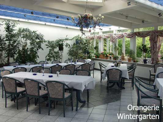 Beispiel: Wintergarten, Foto: AKZENT Aggertalhotel Zur alten Linde.