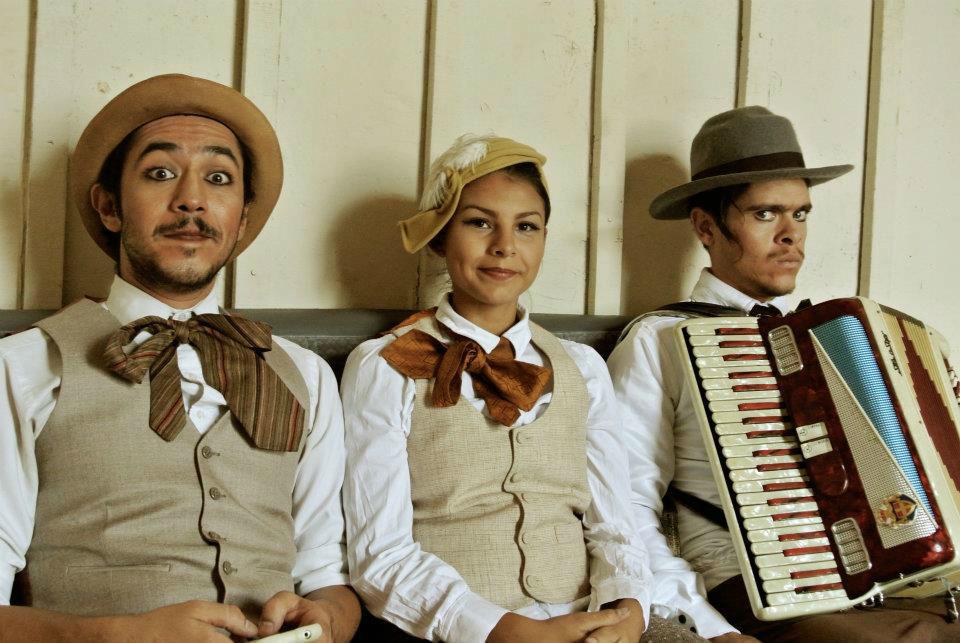 Les Cabaret Capricho, animación para tu boda en Guadalajara