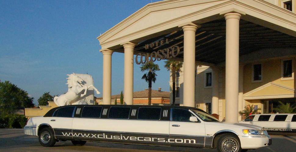 Beispiel: Ihre Hochzeitslimousine, Foto: Xclusivecars.
