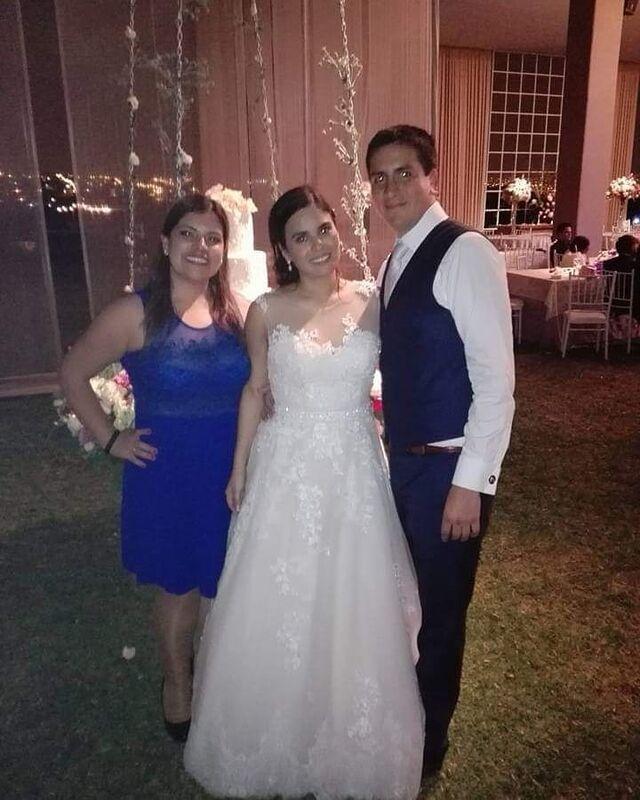Giuliana Delgado wedding planner and events