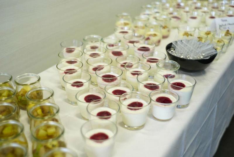Beispiel: Catering für Ihre Hochzeit, Foto: Paiser Catering.