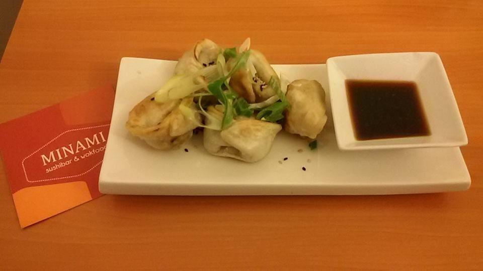 Minami - Sushi & Wok Food
