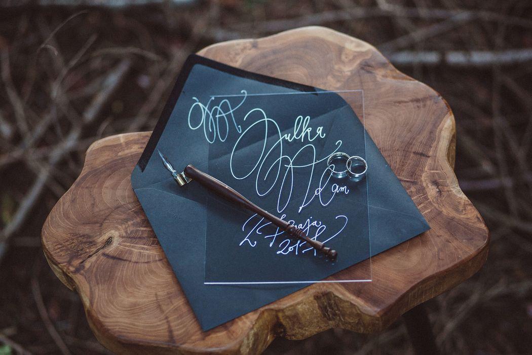 HELLO calligraphy