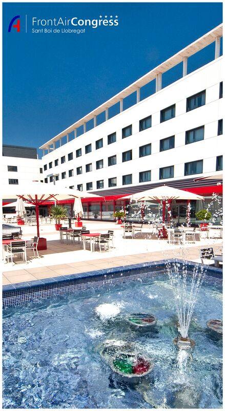 Hotel Front Air Congress