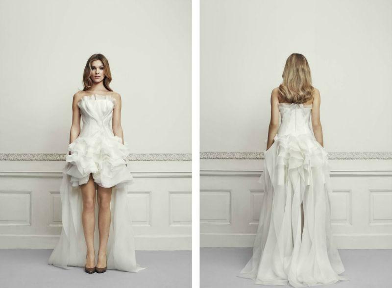 Kolekcja sukien ślubnych Maciej Zień 2013