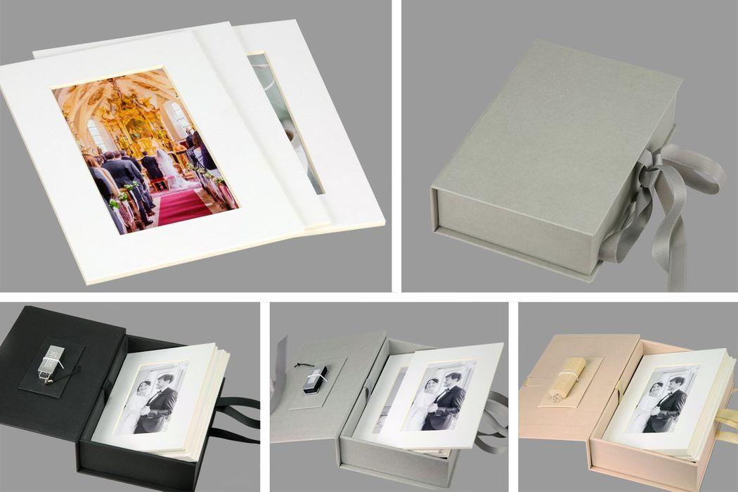 Prociné Fotobücher