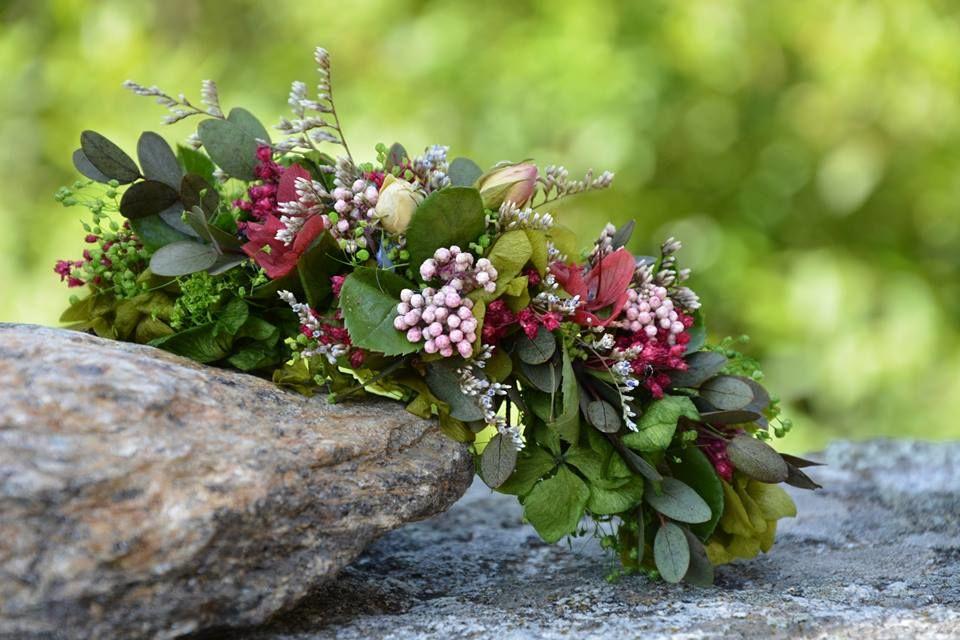 Prendido flor natural preservada - Graellsia Madrid
