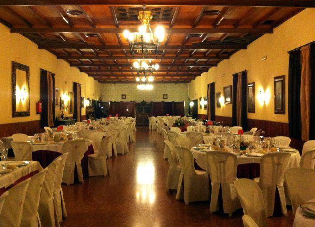 Restaurante Cuevas Romanas