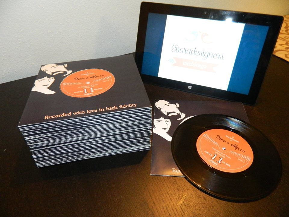 Disco de Vinyl