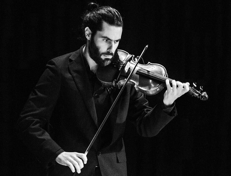 Violinista solista - Tu Boda Música