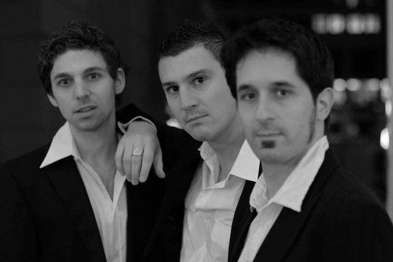 Beispiel: Live-Musik, Foto: Alessandro Sabato Trio.