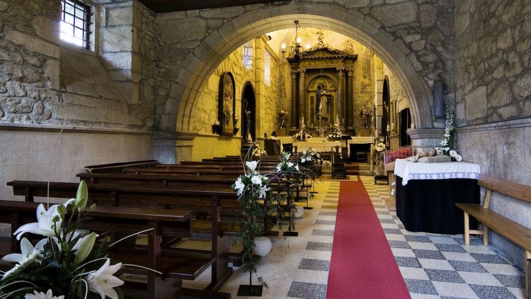 Pazo de Lestrove - Pousadas de Compostela