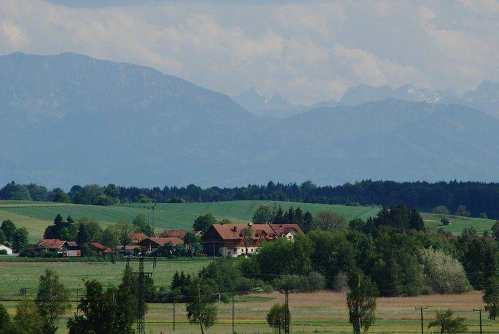 Beispiel: Landschaft, Foto: AKZENT Hotel Alte Linde Wieling.