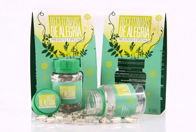 Receitinhas de Alegria - Prod. Original Completo - Tema Sustentabilidade (Foto I)