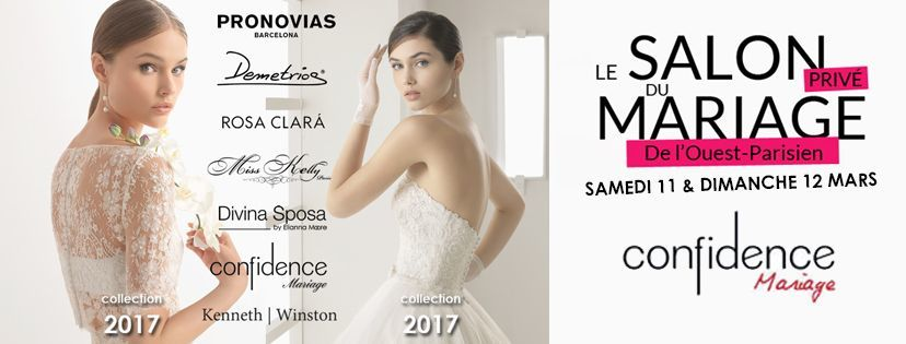 Salon Privé du Mariage de l'Ouest Parisien