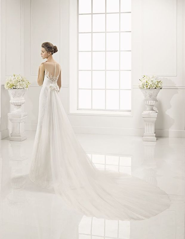 Vestido de noiva Zahena - Adriana Alier