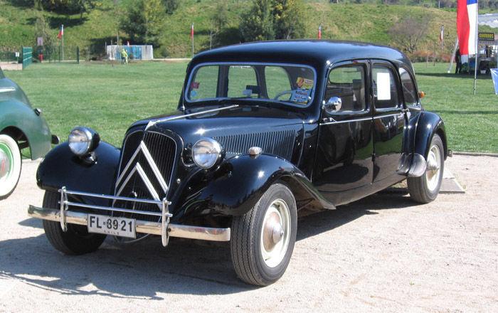Citroën 1938