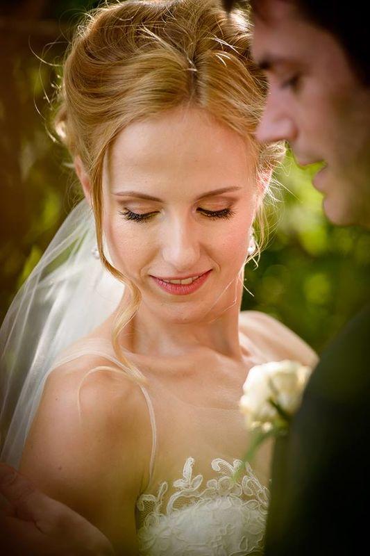 Silvia Gerzeli - make-up your wedding day