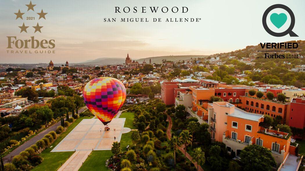 Rosewood San Miguel de Allende, San Miguel de Allende