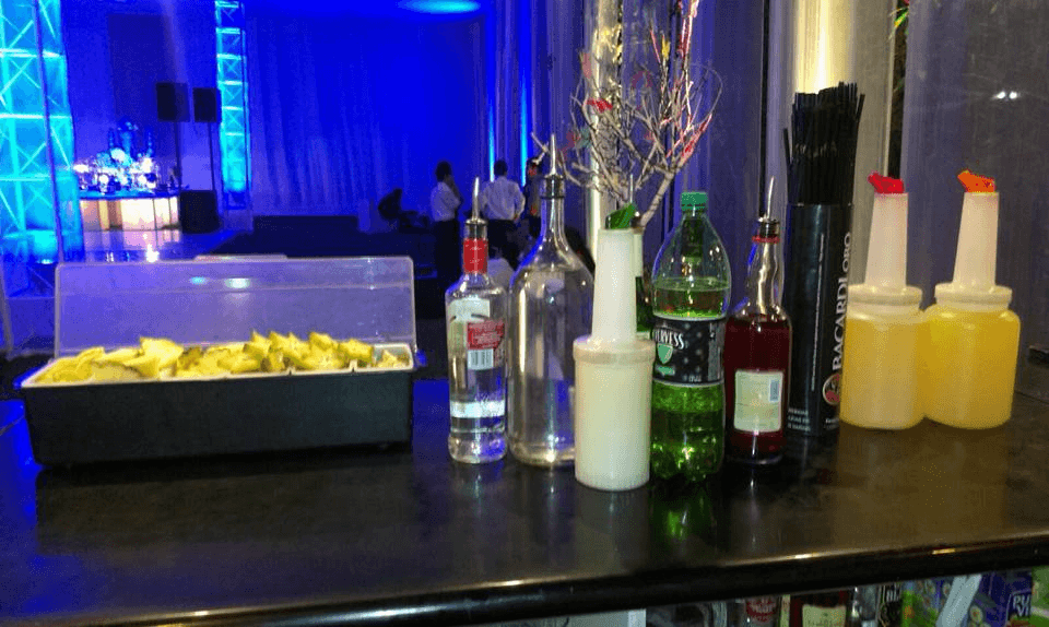 Cóctel Open Bar