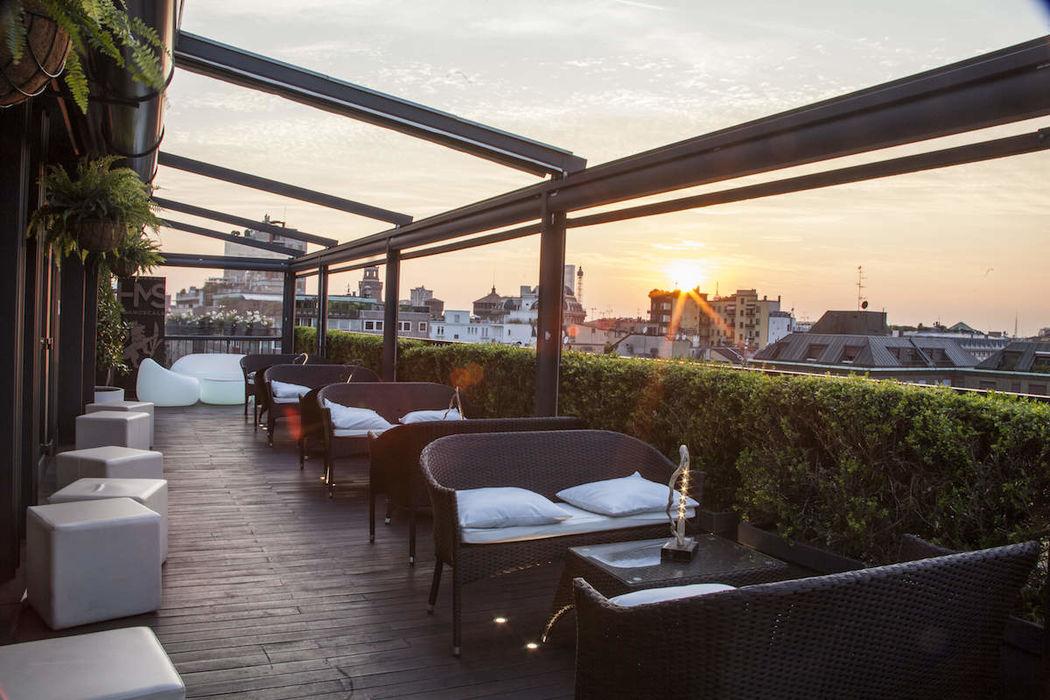 Hotel Milano Scala - Sky Terrace Milano Scala
