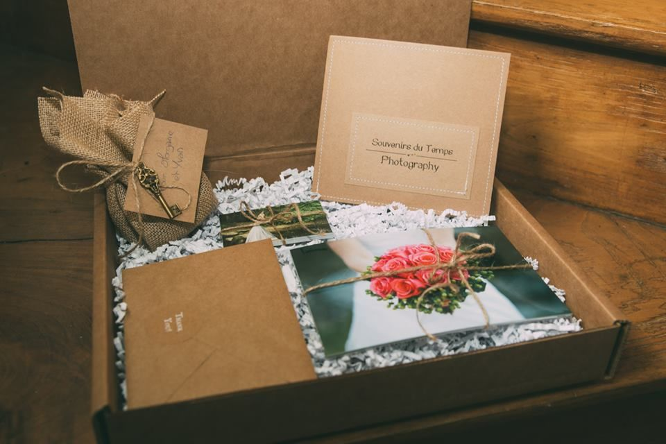 Packaging - Box Mariage