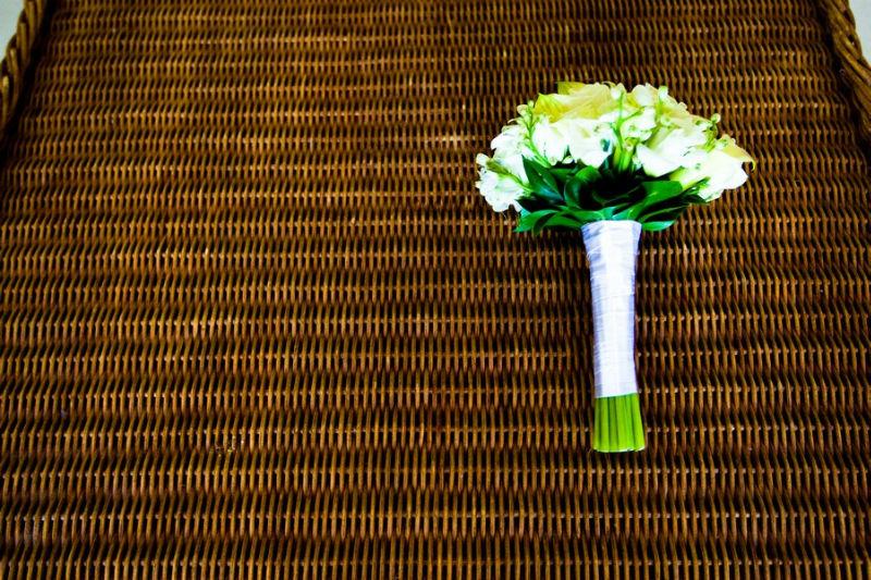 Diseño exclusivo del ramo de novia - Foto Weddings Riviera Maya