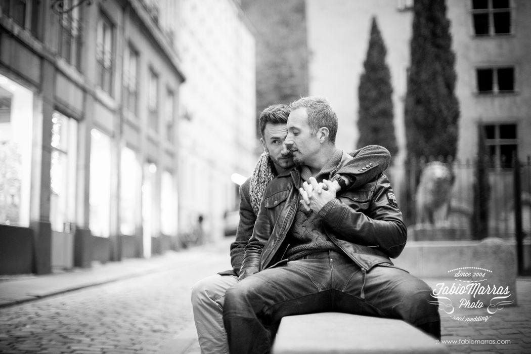 gay engagement Lyon Fabio Marras Photographer