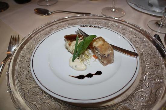 Beispiel: Kulinarische Köstlichkeiten, Foto: Parkrestaurant Alte Mühle.