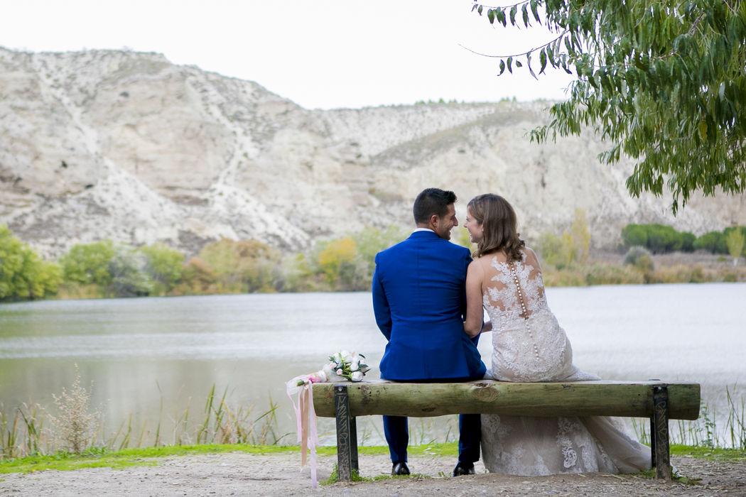 Fotógrafos profesionales de boda