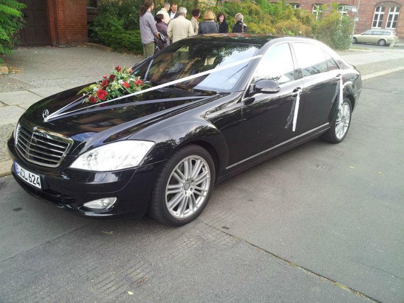 Beispiel: Ihre Mercedes S-Klasse, Foto: City-Limos.