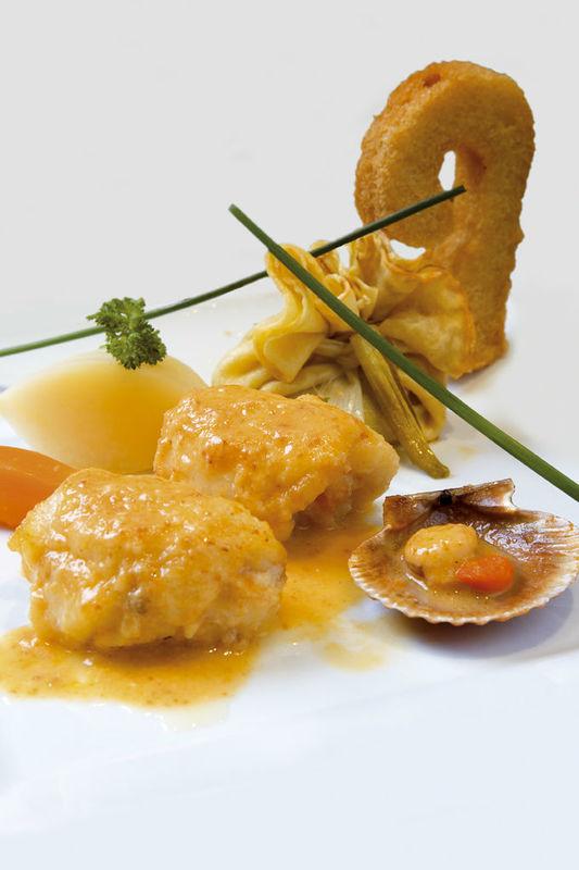Gastronomía Finca El Albero
