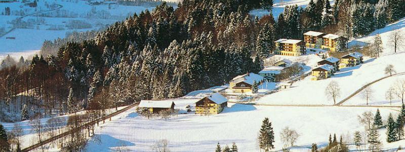 Beispiel: Winterimpression, Foto: Mondi-Holiday Hotel Oberstaufen.