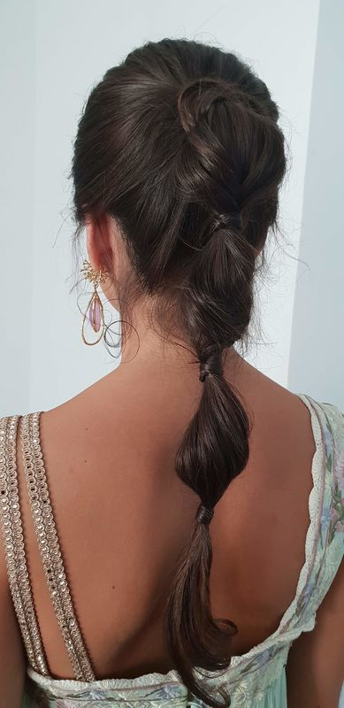 Nena Mimoso Hair Style