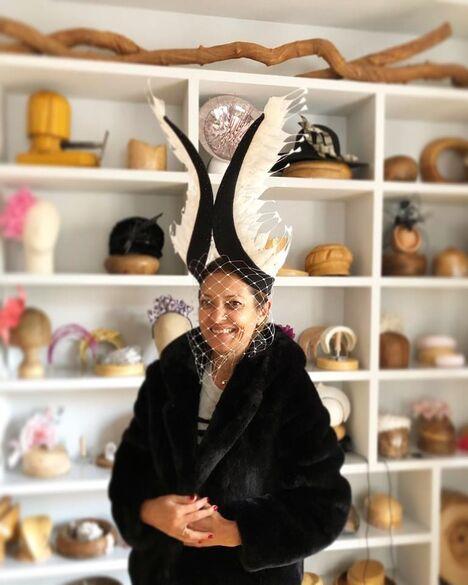 Teresa Briz Haute Hats