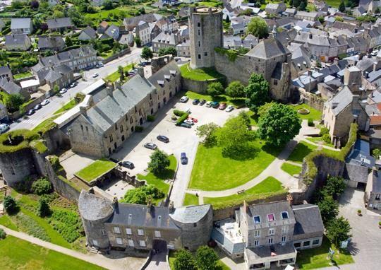 Le Chateau de Bricquebec