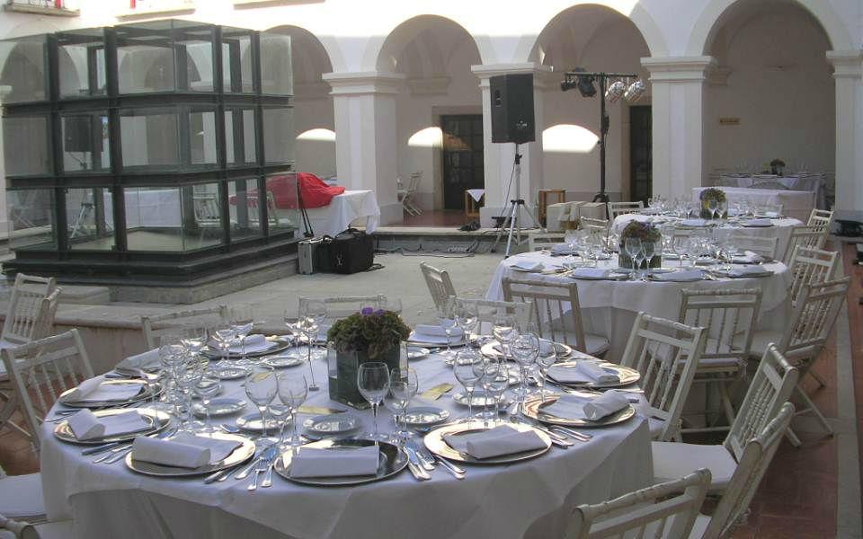 Banquete Claustro