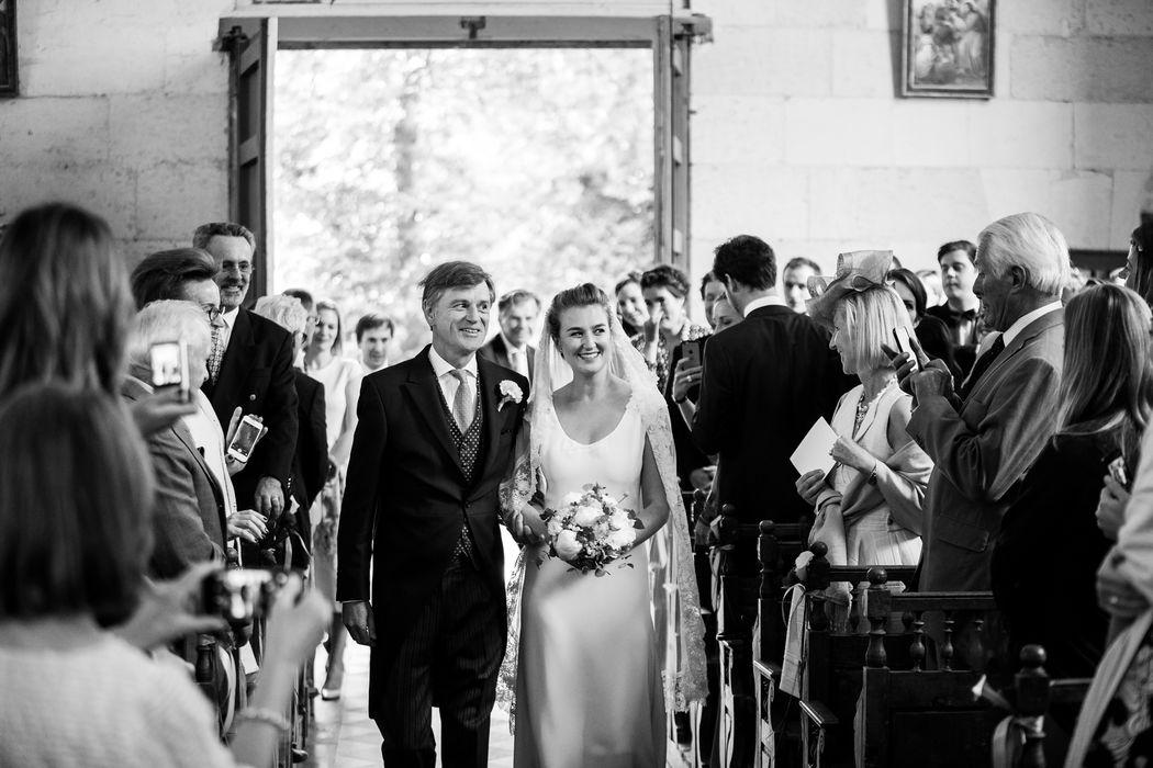 Mariage au Château de Wailly