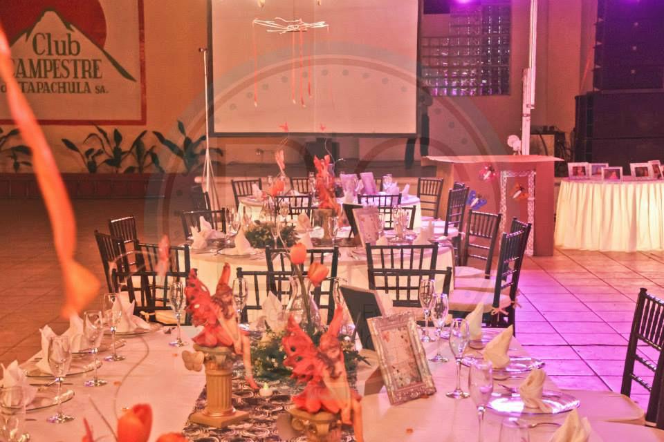 Banquetes y Eventos Castillo