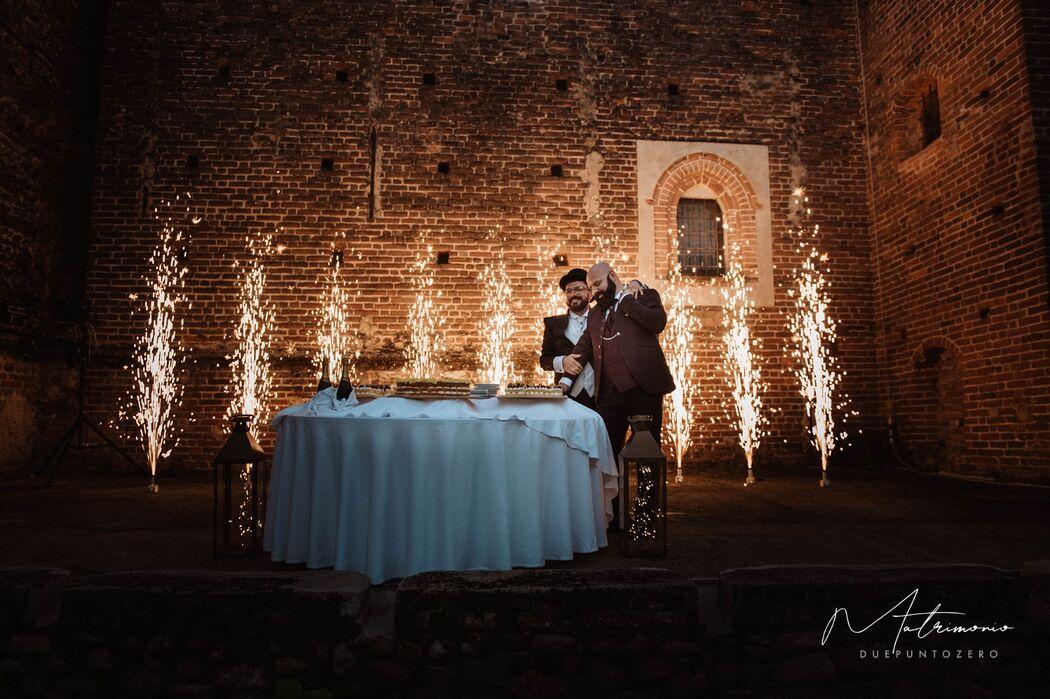 Veronica V. Wedding