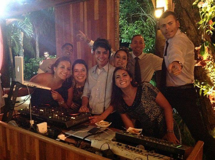RJ Sound - DJs, Som, Luz e Imagem