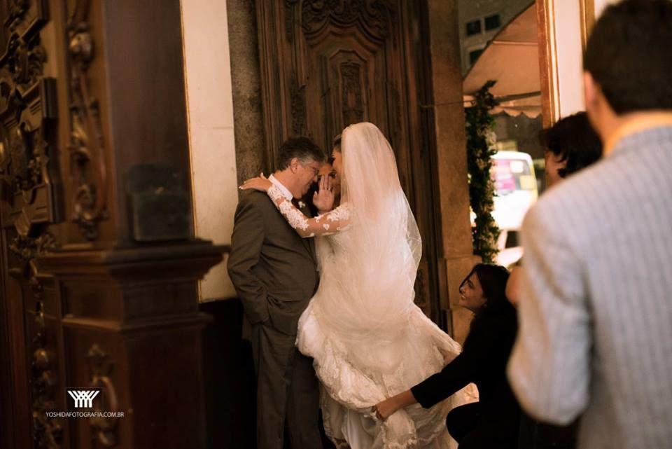 Casamento Luana e Ricardo - Antiga Sé
