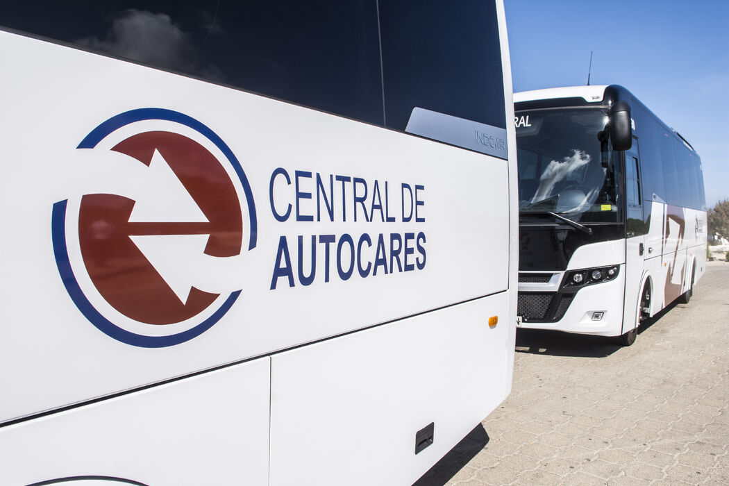 Central de autocares de Menorca, S.L.