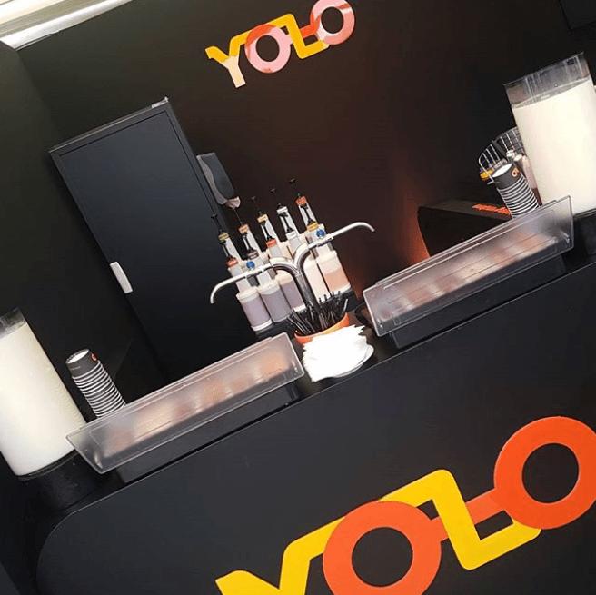 YOLO Catering Criativo