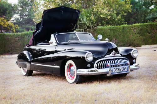 1947 Buick super8