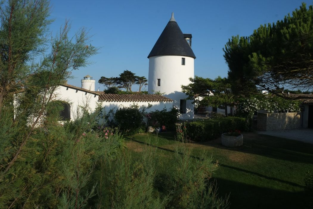 Le moulin de l'hôtel le Sénéchal