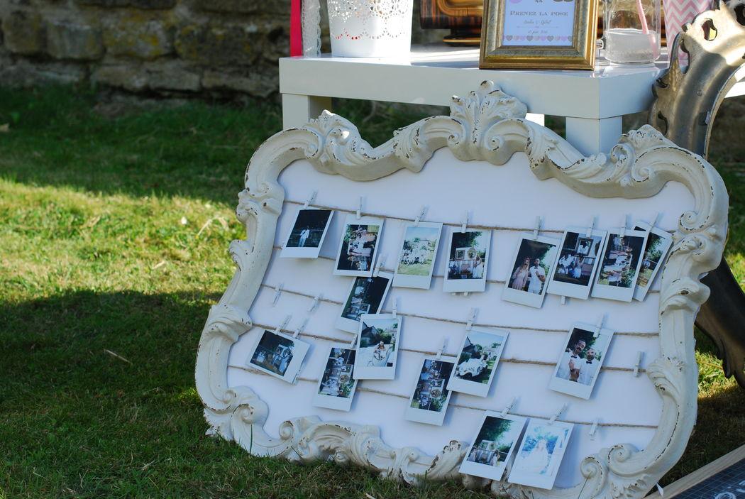 Ma Sweet Table  Location de décoration pour mariage Vintage,  Bohème- & tendance  Herault et Gard   Location pour photobooth -