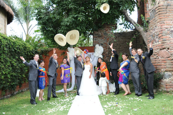 Wedding Planner en San Miguel de Allende, Guanajuato. Luxur Weddings & Events