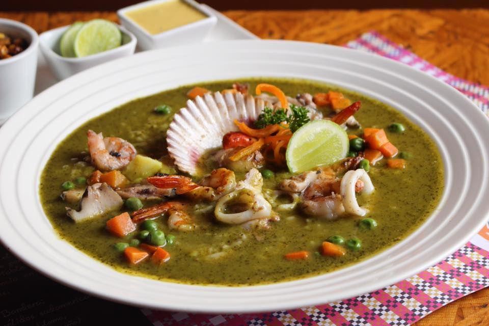Kamcha Restaurante & Bar